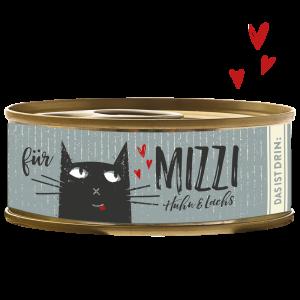 Bubeck-Katzenfutter-Mizzi-Huhn-Lachs-100g-getreidefrei