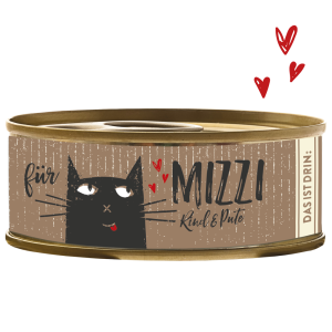 Bubeck-Katzenfutter-Mizzi-Rind-Pute-100g-getreidefrei